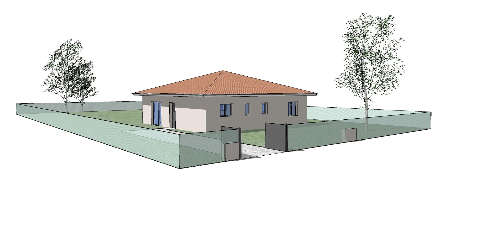 Maison Individuelle 110m2 Olympe Architecte Landes