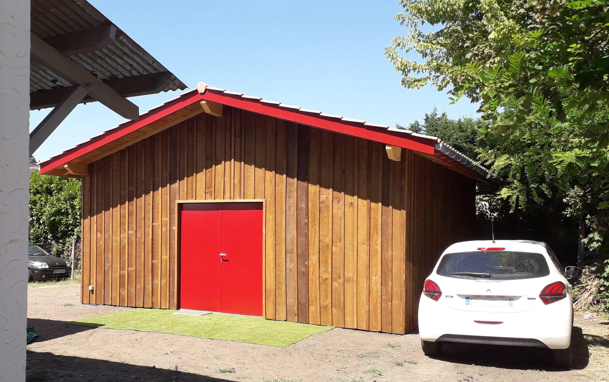 Garage Vélo Olympe Architecte Val de l'eyre