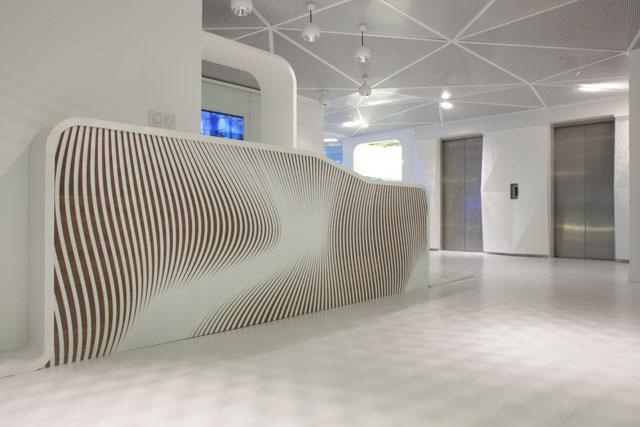 Showroom Saphyr Architecte Paris 92